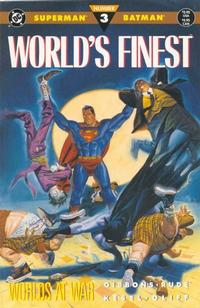Cover Thumbnail for World's Finest (DC, 1990 series) #3