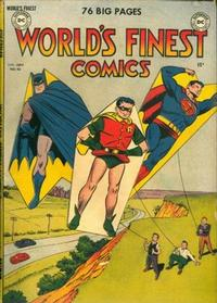 Cover Thumbnail for World's Finest Comics (DC, 1941 series) #46