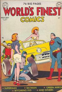 Cover Thumbnail for World's Finest Comics (DC, 1941 series) #48
