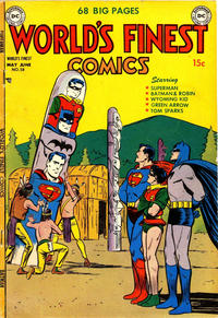 Cover Thumbnail for World's Finest Comics (DC, 1941 series) #58