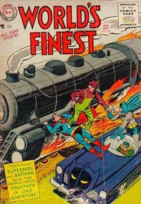 Cover Thumbnail for World's Finest Comics (DC, 1941 series) #80