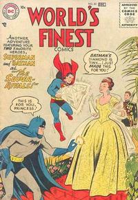 Cover Thumbnail for World's Finest Comics (DC, 1941 series) #85