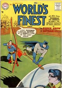 Cover Thumbnail for World's Finest Comics (DC, 1941 series) #86