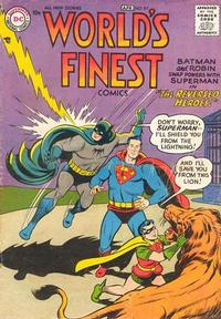 Cover Thumbnail for World's Finest Comics (DC, 1941 series) #87