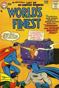 Cover Thumbnail for World's Finest Comics (DC, 1941 series) #88