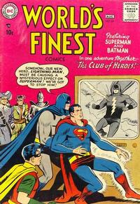 Cover Thumbnail for World's Finest Comics (DC, 1941 series) #89