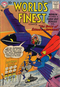 Cover Thumbnail for World's Finest Comics (DC, 1941 series) #93