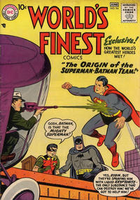 Cover Thumbnail for World's Finest Comics (DC, 1941 series) #94