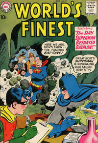 Cover Thumbnail for World's Finest Comics (DC, 1941 series) #97