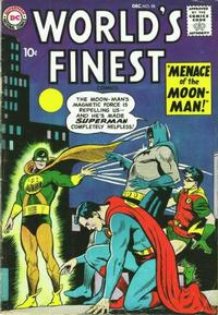 Cover Thumbnail for World's Finest Comics (DC, 1941 series) #98