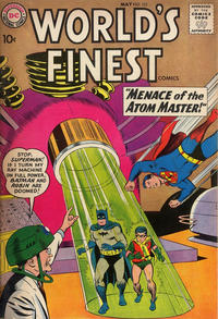 Cover Thumbnail for World's Finest Comics (DC, 1941 series) #101