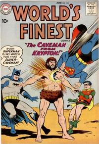 Cover Thumbnail for World's Finest Comics (DC, 1941 series) #102