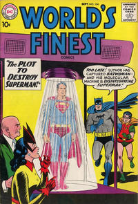 Cover Thumbnail for World's Finest Comics (DC, 1941 series) #104