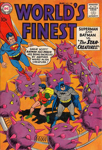 Cover Thumbnail for World's Finest Comics (DC, 1941 series) #108