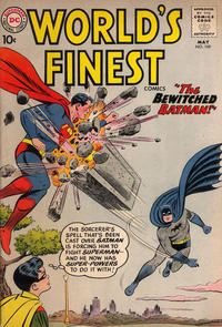Cover Thumbnail for World's Finest Comics (DC, 1941 series) #109