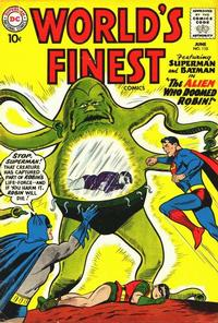 Cover Thumbnail for World's Finest Comics (DC, 1941 series) #110