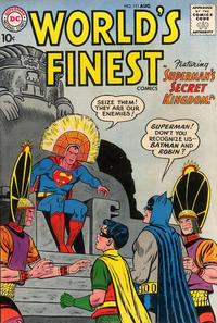 Cover Thumbnail for World's Finest Comics (DC, 1941 series) #111