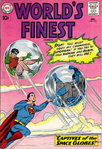 Cover Thumbnail for World's Finest Comics (DC, 1941 series) #114