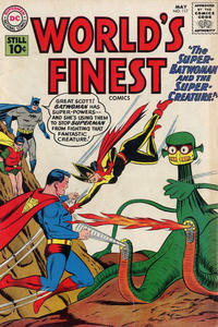 Cover Thumbnail for World's Finest Comics (DC, 1941 series) #117
