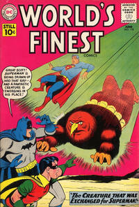 Cover Thumbnail for World's Finest Comics (DC, 1941 series) #118
