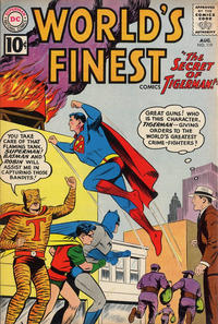 Cover Thumbnail for World's Finest Comics (DC, 1941 series) #119