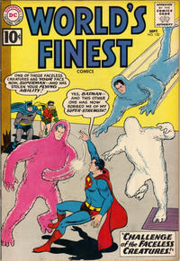 Cover Thumbnail for World's Finest Comics (DC, 1941 series) #120