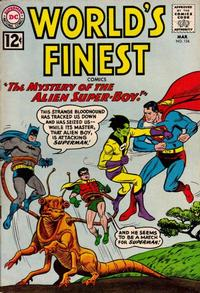 Cover Thumbnail for World's Finest Comics (DC, 1941 series) #124