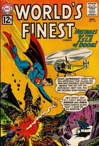 Cover Thumbnail for World's Finest Comics (DC, 1941 series) #125