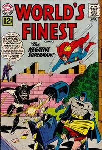 Cover Thumbnail for World's Finest Comics (DC, 1941 series) #126