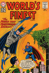 Cover Thumbnail for World's Finest Comics (DC, 1941 series) #128