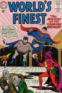 Cover Thumbnail for World's Finest Comics (DC, 1941 series) #131