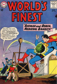 Cover Thumbnail for World's Finest Comics (DC, 1941 series) #132