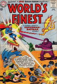 Cover Thumbnail for World's Finest Comics (DC, 1941 series) #134