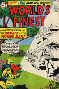 Cover Thumbnail for World's Finest Comics (DC, 1941 series) #135