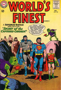 Cover for World's Finest Comics (DC, 1941 series) #138