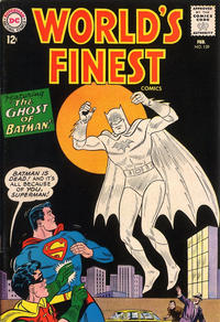 Cover Thumbnail for World's Finest Comics (DC, 1941 series) #139