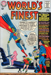 Cover Thumbnail for World's Finest Comics (DC, 1941 series) #142