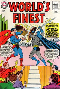 Cover Thumbnail for World's Finest Comics (DC, 1941 series) #143