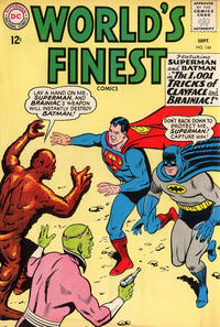 Cover Thumbnail for World's Finest Comics (DC, 1941 series) #144