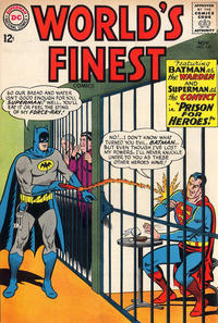 Cover for World's Finest Comics (DC, 1941 series) #145