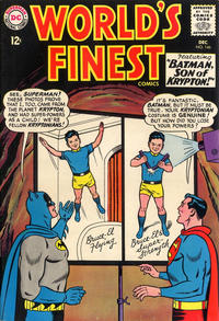 Cover Thumbnail for World's Finest Comics (DC, 1941 series) #146