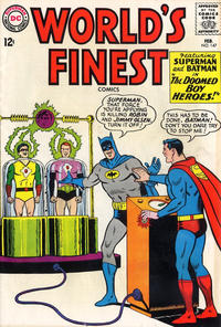 Cover Thumbnail for World's Finest Comics (DC, 1941 series) #147