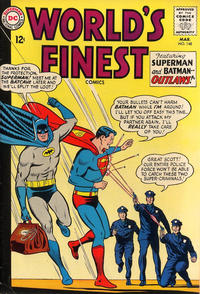 Cover Thumbnail for World's Finest Comics (DC, 1941 series) #148