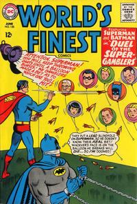 Cover Thumbnail for World's Finest Comics (DC, 1941 series) #150