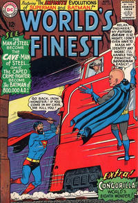 Cover Thumbnail for World's Finest Comics (DC, 1941 series) #151