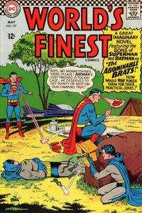 Cover Thumbnail for World's Finest Comics (DC, 1941 series) #157