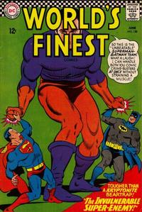 Cover Thumbnail for World's Finest Comics (DC, 1941 series) #158