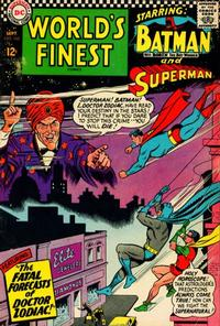 Cover Thumbnail for World's Finest Comics (DC, 1941 series) #160