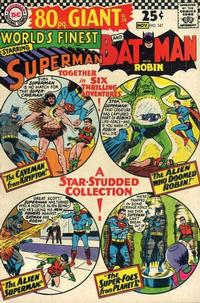 Cover for World's Finest Comics (DC, 1941 series) #161