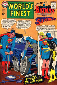 Cover Thumbnail for World's Finest Comics (DC, 1941 series) #169